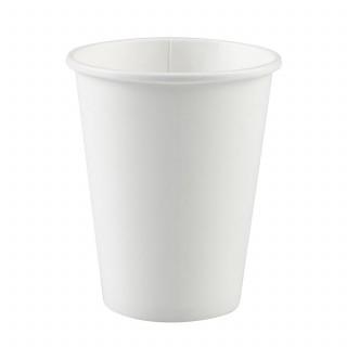 Gobelets carton blanc