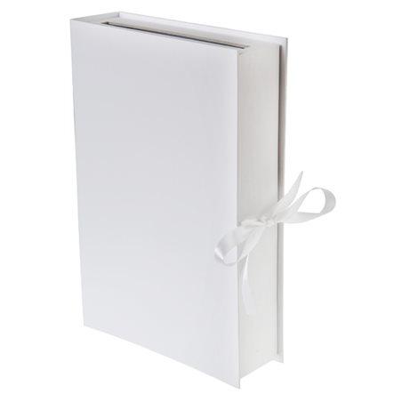 Urne Mariage Livre Blanc