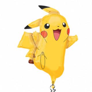 Ballon Pikachu - 62 x 78 cm