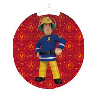Lanterne Sam le Pompier 25 cm