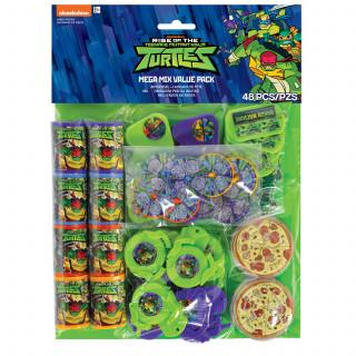 48 jouets pour cadeau Tortues Ninja