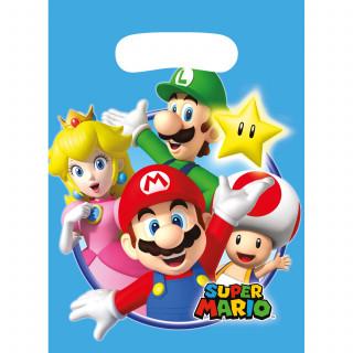 8 sacs surprise Super Mario