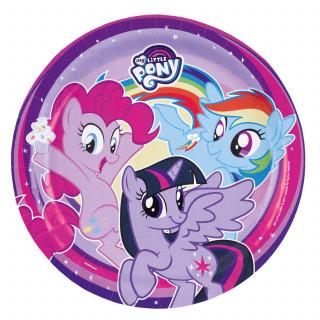 assiettes My Little Pony 22,8 cm