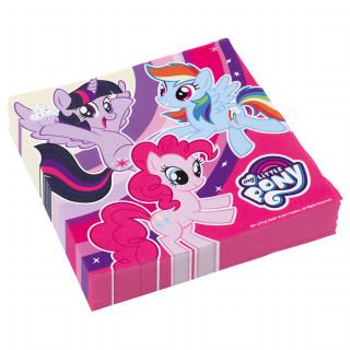 serviettes en papier My Little Pony