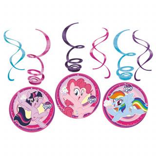 Guirlande serpentin My Little Pony