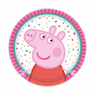 assiette Peppa Pig