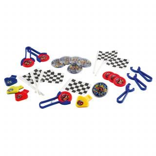 24 jouets pour cadeau Blaze