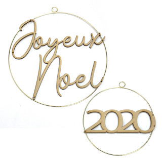 Suspension Noel 2020
