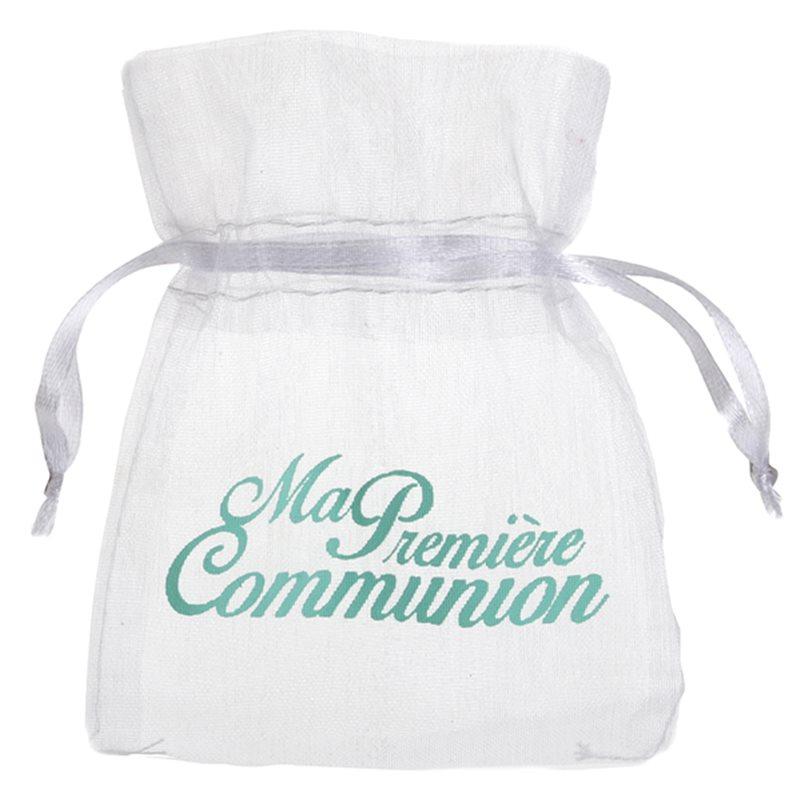 6x Sachet Dragées Première Communion - Menthe