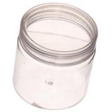 Boite à dragées ronde transparente x6