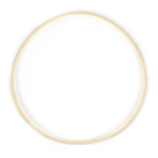 Cercle en bambou DIY - 35 cm