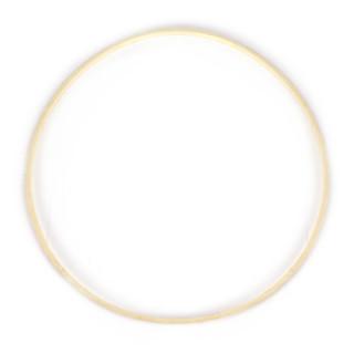 Cercle en bambou DIY - 25 cm