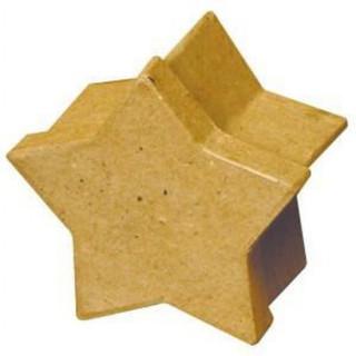 Boite étoile en carton DIY