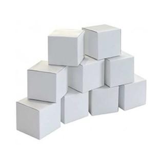 Lot de 20 cubes carton à monter