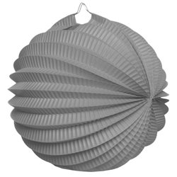 Boule Accordeon gris