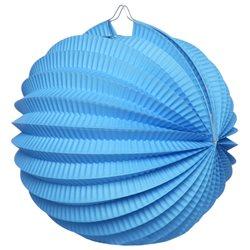 Boule Accordeon Bleu