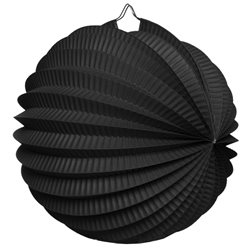 Boule Accordeon Noir