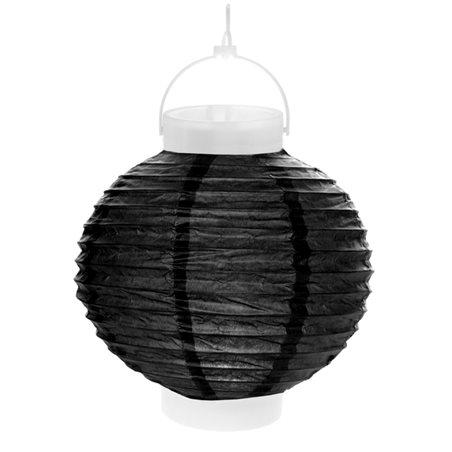 Lanterne Led Noir