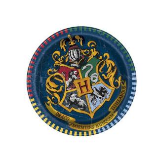 Assiette Anniversaire Harry Potter 18 cm