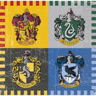 Serviettes Dessert Harry Potter