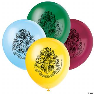 Ballons Anniversaire Harry Potter x 8
