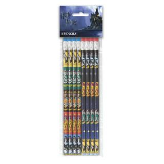 Crayon à papier Harry Potter x8