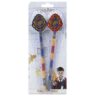 Crayon + gomme Harry Potter