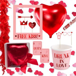 Box Saint Valentin inoubliable