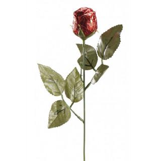 Fleur chocolat Saint Valentin en étui