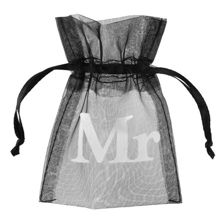Sachet Dragées Mr x10