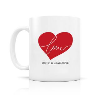 Mug tasse Saint Valentin