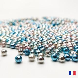 Dragées Perle sucre Multicolore