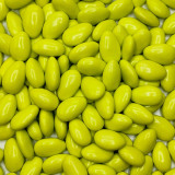 1kg Dragées Amande 40% - Vert Anis