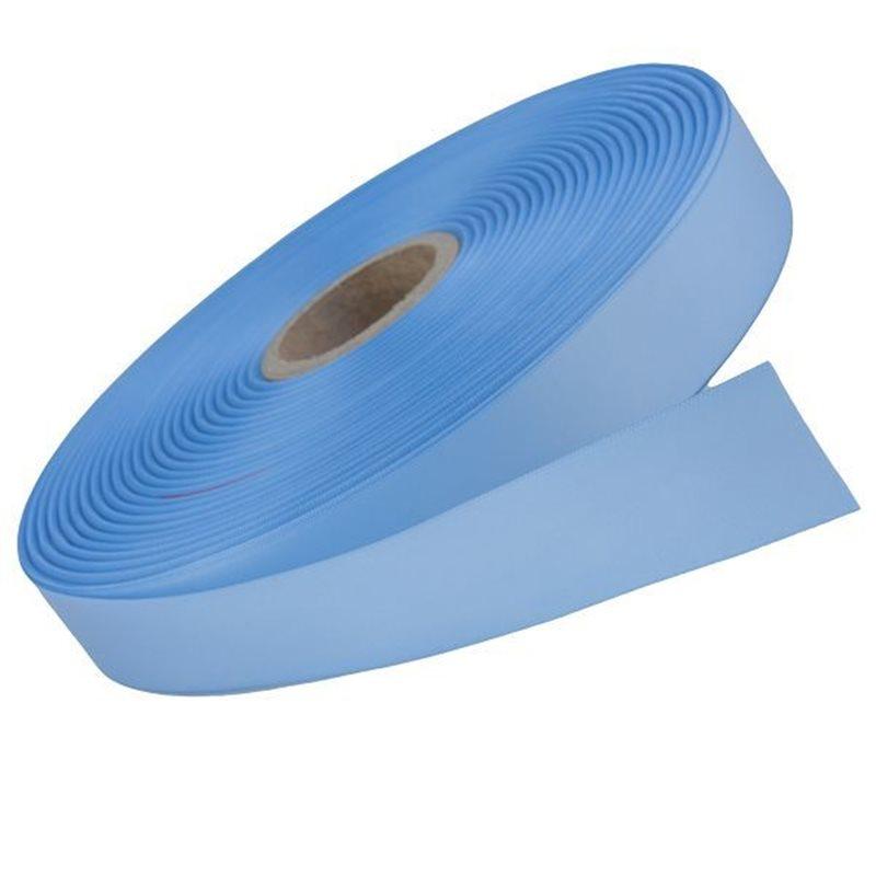 Ruban Satin Bleu 6mm - 25m