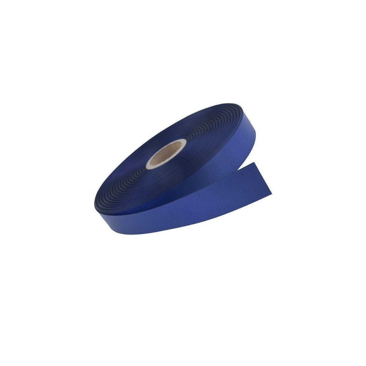 Ruban Satin Bleu Marine 6mm - 25m