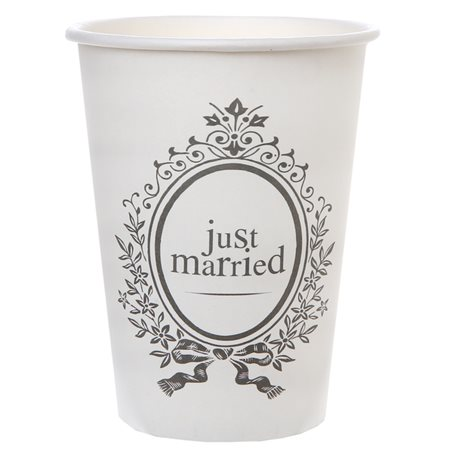 Gobelet Just Married