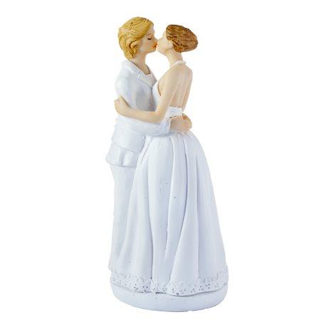 Figurine Mariage Lesbienne