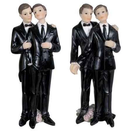 Figurine Mariage Gay