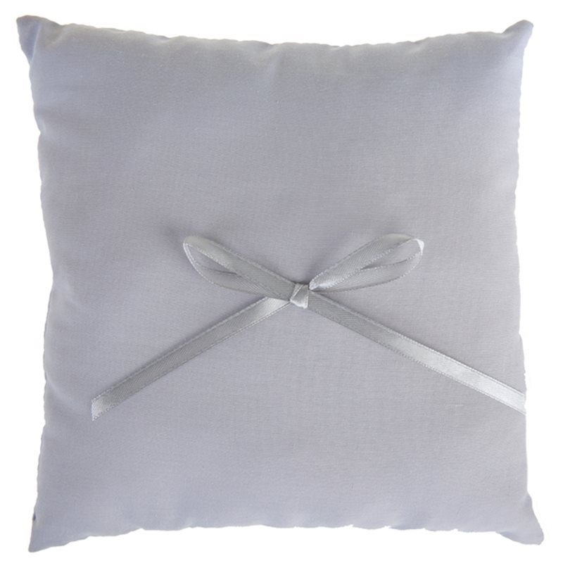 Coussin Alliance Noeud - Gris
