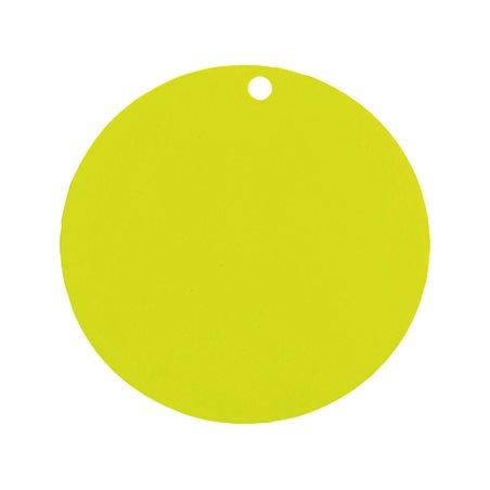 Etiquette Dragées Ronde x10 - Vert