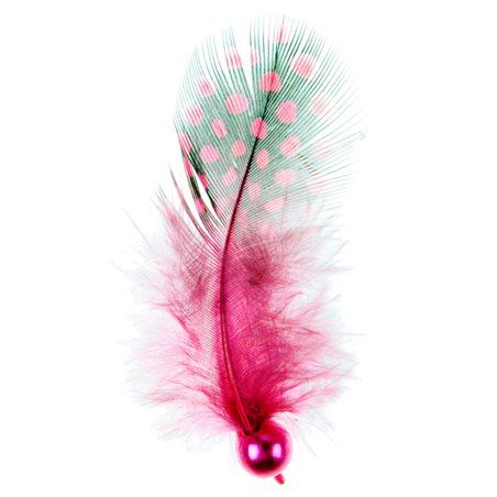 Plume Perle Fuchsia x6