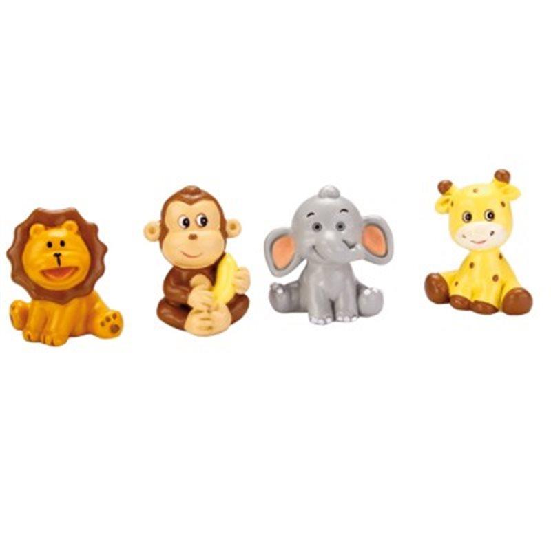 Figurine Safari x 4