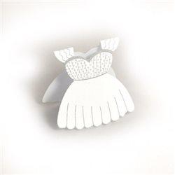 Etiquette Robe de Mariée