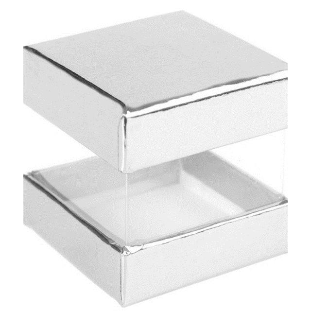 Boîte à Dragées cube x 6