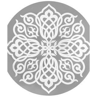 Set de table Oriental argent x 6