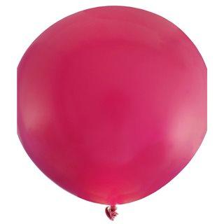 Ballon de Baudruche géant Fuchsia