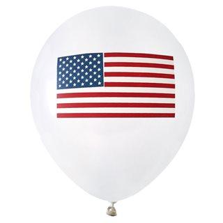 Ballon de Baudruche Amérique x 8