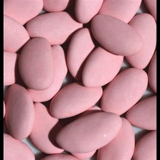 1kg Dragées Chocolat Pecou 70% - Rose