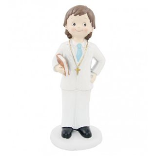 Grande Figurine Communion Garcon