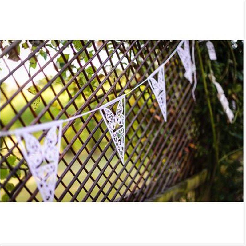 Guirlande Fanions Papillon